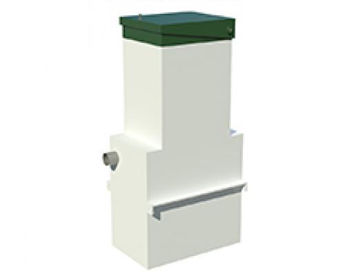 Жироуловитель (сепаратор жиров) ОТП-1LONG