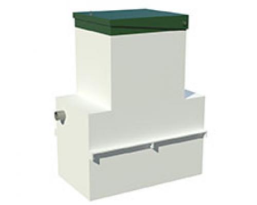 Жироуловитель (сепаратор жиров) ОТП-2 LONG