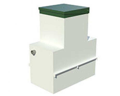 Жироуловитель (сепаратор жиров) ОТП-4 LONG